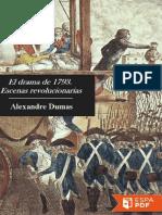 El Drama de 1793 - Alexandre Dumas