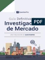 Guia Investigacion de Mercado