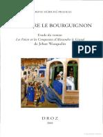 Alexandre Le Bourguignon