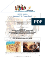 Domingo IV de Pascua Ciclo B