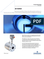 Datasheet Roxar Watercut Meter