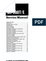 Alinco DR-590 Service Manual