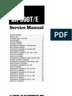 Alinco DR-590 Service Manual