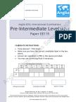 !6. Pre-Intermediate Template EE115