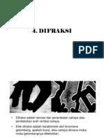 BAB5-DIFRAKSI