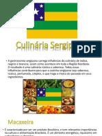 Culinária Sergipana