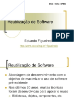 Reuso Software Introducao 2018