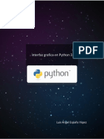 Interfaz Para Python3 Con PyQt5