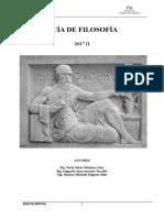 Compilación de Filosofía