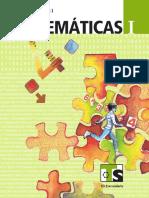 Matematicas I LPA V1 Primer Grado