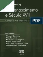 ANPOF Filosofia Do Renascimento e Sec XVII