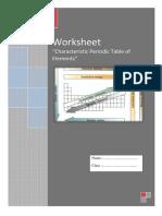Worksheet 8x