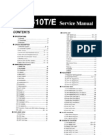 Alinco DR-610 Service Manual