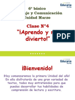 6º Básico La Publicidad Clase 4 Marzo 2013
