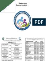 Cronograma 2018-I-unidad de Servicio Médico - Bienestar Universitario - Unprg