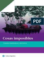 Cosas Imposibles - Selección de cuentos  de terror.pdf