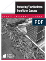Water Damages Information