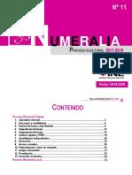Números de las Elecciones en México - 2018