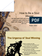 How to Be a Soul Winner
