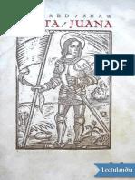 Santa Juana - George Bernard Shaw