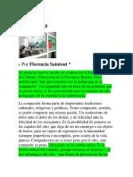 Pedagogías Florencia Saintout