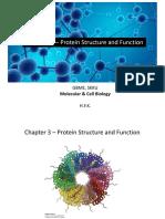 Biochemistry Lecture Ch03