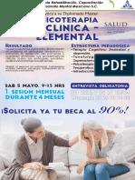 Psicoterapia Clinca Eleental Tehuacan MAYO 2018