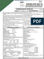 3.1 Duraplate UHS TS.pdf