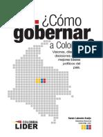 Como Gobernar a Colombia
