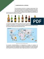 Trabajo de Investigación-elaboracion de Cerveza