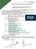 P07 Interrupcion Por Cambio de Nivel en El Puerto RB