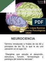 A.las Neurociencias