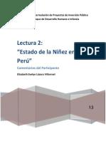 Lectura 2 Estado de la Niñez en el Perú.docx