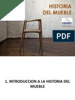 1. Introducción a La Historia Del Mueble