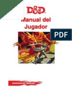 Players Handbook - Traducido