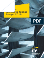EY Focus on the Trinidad and Tobago Budget 2018