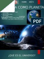 TEMA 2 La Tierra Como Planeta