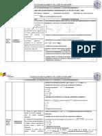 Cronograma Remedial 2018
