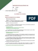 D_153_durand_20171024constitucion Politica Del Peru de 1993