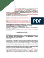 Caso Clínico + Pregunta 10 - Seminario VI