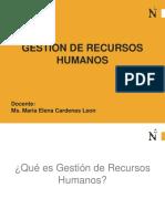 Sesión 1_Introduccion a Los Recursos Humanos