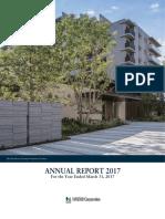 Haseko Anual Report 2018