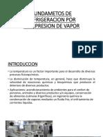 Fundamentos de Refrigeracion Por Compresion de Vapor