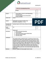 maryam juma-h00353854-checklist for effective speaking activity