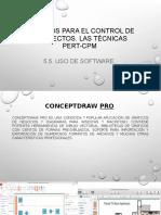 5.5 Modelos Para El Control de Proyectos- Uso de Sotware