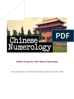 Infinite Prosperity With Chinese Numerology