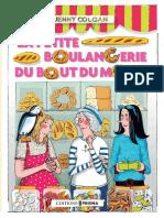 Petite Boulangerie Du Bout Du Monde, La - Colgan,Jenny