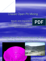 Lecture 6alt Classic Open Pit Mining.ppt