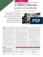 CKD New Classifications