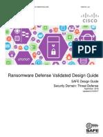 Ransomware Defense Dig
